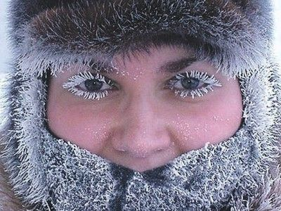 Ой, мороз, мороз,