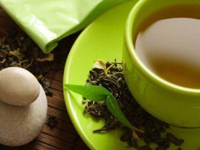 «А это, это, это – зеленый чай!»