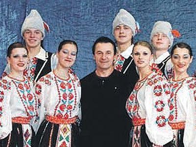 Анатолий ПОЛОЗЕНКО