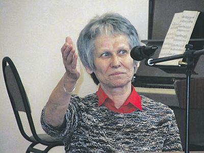 Раиса Ипатова