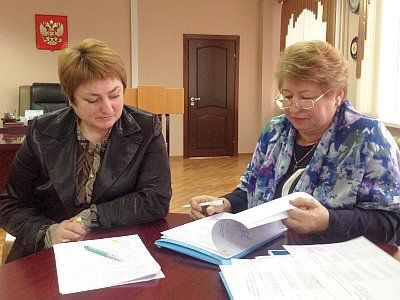 Пятое заседание общественного совета при УФНС
