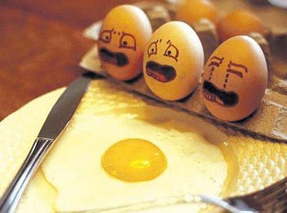 Яйца судьбы