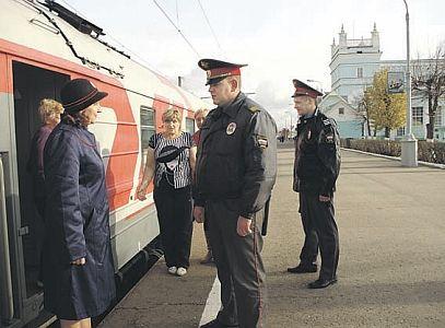 Транспортная полиция: всё лучше и лучше