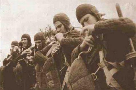 Вяземская воздушно-десантная операция. 1942 г.