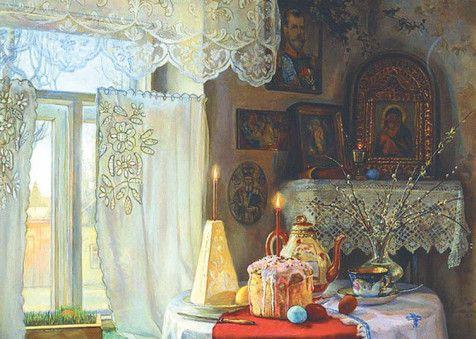 Илья Каверзнев. «Светлое воскресенье». 2005 г.