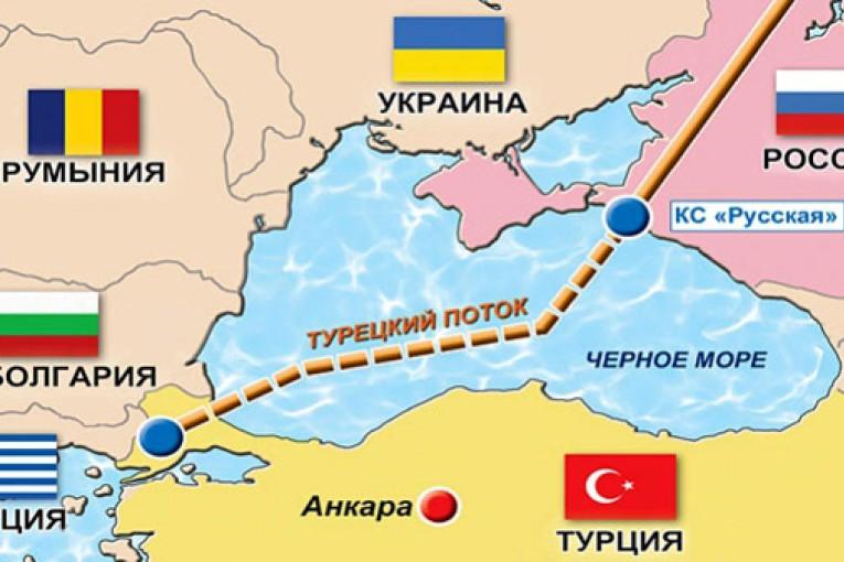 Правительство Словакии обсуждает газопровод от границы Украины до Турции